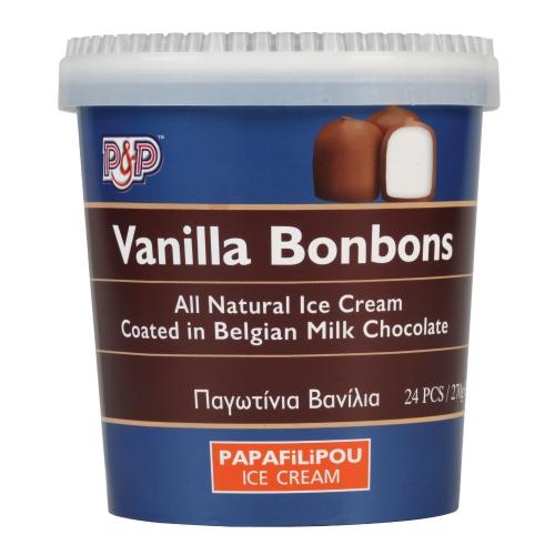 how to make bon bons ice cream